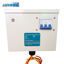 Edelstahl-3-Phasen-Kondensator Power Saver Saving Electric Bill