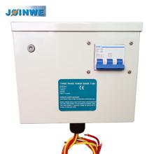 Ahorro de energía del condensador de 3 fases del acero inoxidable que ahorra la cuenta eléctrica