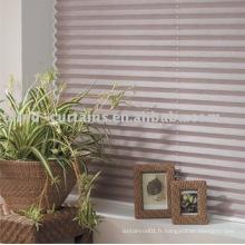 MEIJIA fenêtre en polyester plissée aveugle