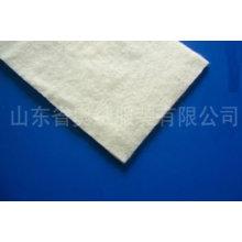 Bamboo fiber needle-punched wadding