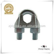 Clip Matériel Type US Malleable Wire Rope Clip