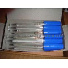 Termómetro Clínico de Mercurio Oral (OS1016)