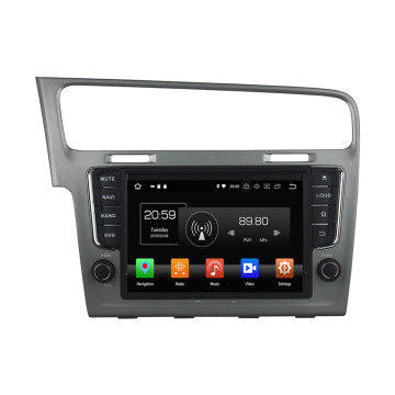 Bilstereo Multimedia para Golf 7 2013