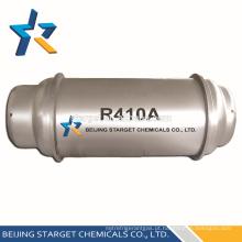 Venda quente gás refrigerante misturado R410a com qualidade superior