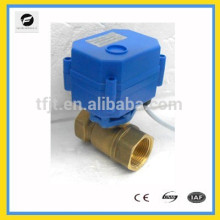 two/three-way eDC12V lectric ball valve for solar water heaters washing machines