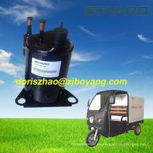 Zhejiang Boyard Hvac Brushless DC 48 Volt Kompressor für elektrische vechile Ice Cream gekühlt Dreirad