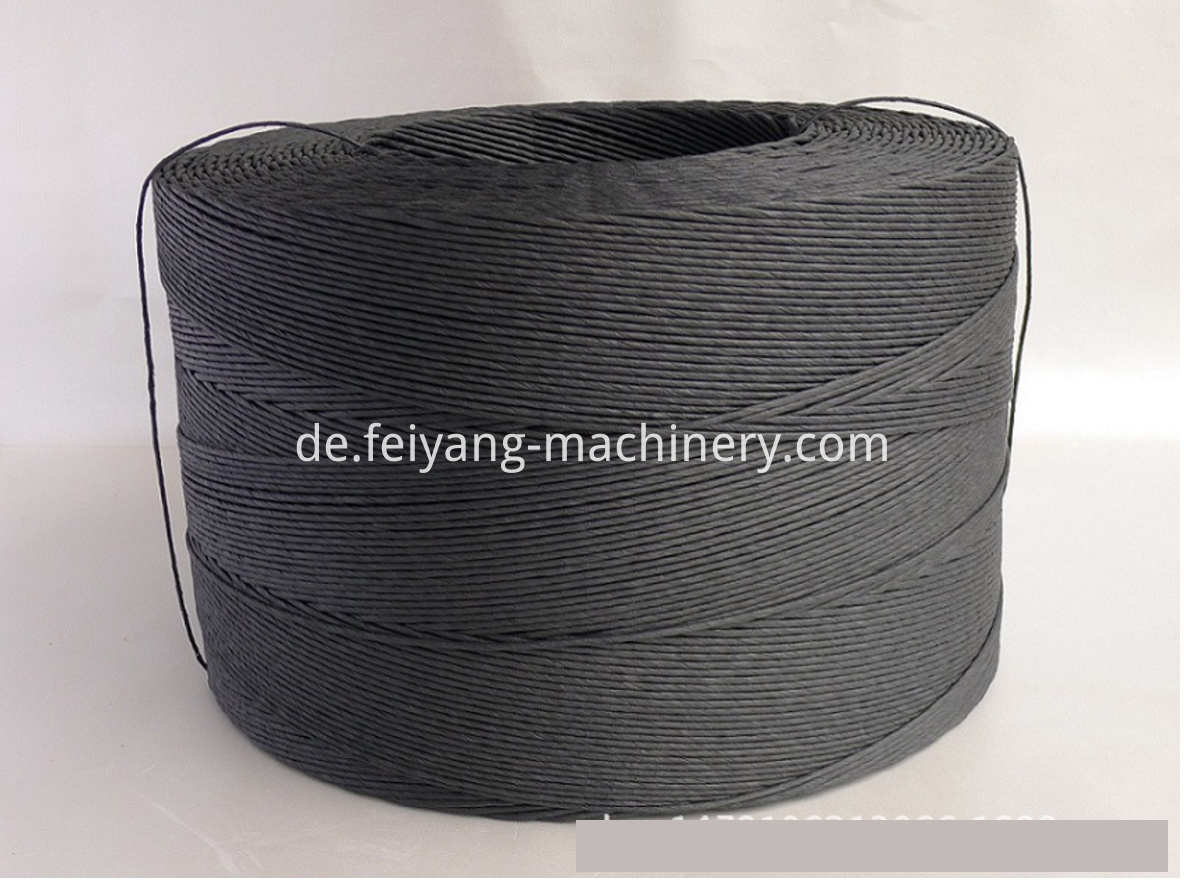 Twisted Paper Cord for Paper Bags