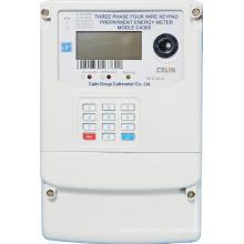 Three Phase Keypad Prepaid Meter