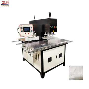 Professional Plastic Logo Embossing Equipment