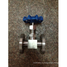 Игольчатый клапан (J14W-2000PSI)