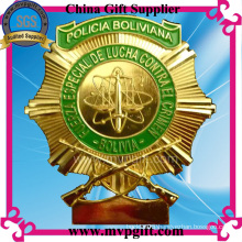 High Quality Police Badge From Professional Manufacturer