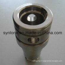 Les pièces d'acier inoxydable ont perdu le moulage de cire avec la surface de haute qualité
