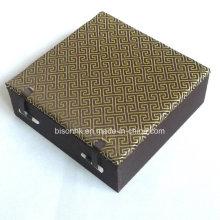 Kundenspezifische Druckpapier-Vorlagen-Geschenk-Verpackungs-Kasten