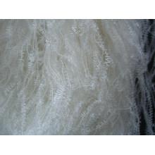Nylon Viskose Federgarn, Polyester Feder, Nylon Lurex Garn