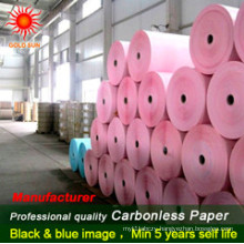 Colourful Carbonless Paper for Vouchers Printing