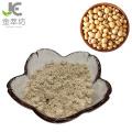 Amostra grátis de extrato de soja em pó 40% de isoflavona de soja 574-12-9