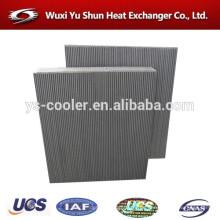 Heißer verkaufender Soem-Aluminiumölkühlerkern für Maschine