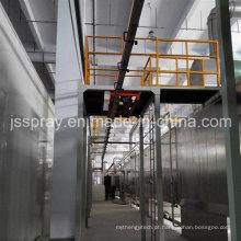 Máquina de revestimento em pó eletrostática Custome-Made