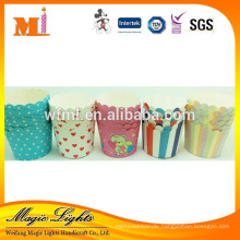 Disposable Cupcake Packaging Paper Cup