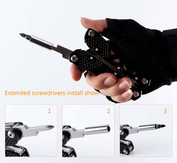 Multi Function Pliers