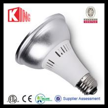 Ул Br30 регулируемой яркостью 8 Вт cob светодиодные лампы
