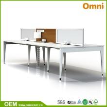 2017 Новый горячая распродажа офисной мебели стол с рабочей станции