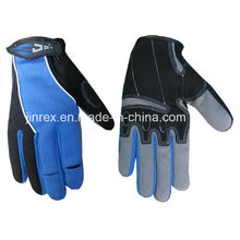 Construction Working Full Finger Mechanical Safety Hand Protect Glove