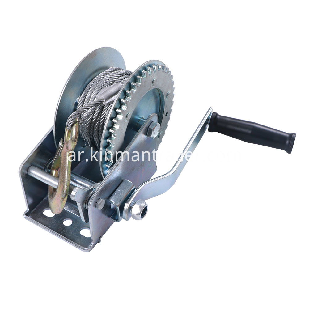 Best Hand Winch For Boat Trailer