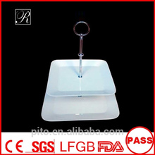 P&Tporcelain factory,porcelain high tea cake stands, wedding cake stands, square plates