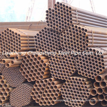 DIN1629 ST44 cold drawn pipe Germany standard seamless steel tube 20#