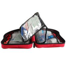 Erste Hilfe liefert medizinische Ausrüstung Wandertrauma Tasche