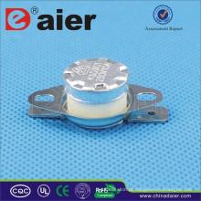 Termostato cerâmico do material KSD301 (250V / 10A) 50 ~ disjuntor de 180 graus KSD301-OF2 com colar grande