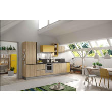 Manufacturer Affordable Modern Lacquer Kitchen Cabinet