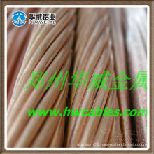 High purity Bare Copper Conductor