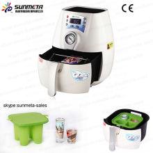 Small 3d sublimation vacuum heat press machine ,heat transfer machine