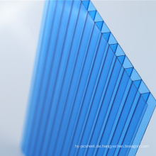 Polykarbonat-Blatt Multiwall Blatt Skylight Dachblech (OEM verfügbar)