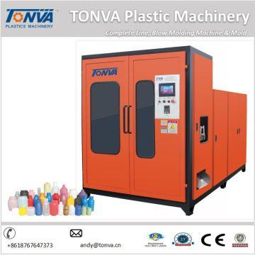 5L máquina de sopro de garrafa máquina de moldagem automática de plástico
