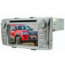 2din carro DVD Player apto para Toyota Hilux 2012-2015 com rádio TV estéreo de Bluetooth GPS sistema de navegação
