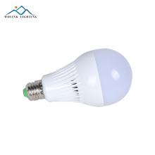 Free sample ac85-265v energy saving smd2835 12w 15w 18w rechargeable emergency led bulb