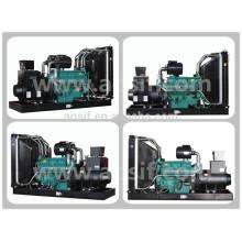 Aosif AC Output Silent Diesel generator Electric, 550kw generator power plant