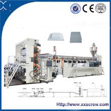 ПЭ/ПВХ доска пены микро-машинное оборудование Штранг-прессования
