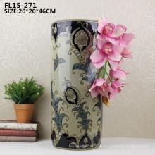 Großhandel handgefertigte moderne dekorative Kunst und Handwerk Keramik Vasen
