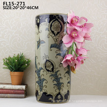 Wholesale hand-made modern decorative arts and crafts ceramic vases