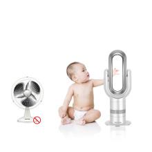 2019 Gros Mini PTC Céramique Oscillant Électrique Ventilateur De Chauffage avec affichage Numérique et Télécommande