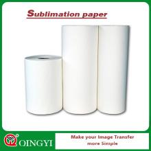 QingYi sublimation paper for cotton