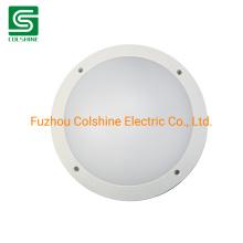Round E27 LED Bulkhead Wall Light Aluminum Outdoor Bulkhead Lamp