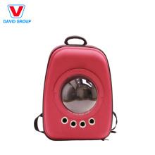 Mochila portador de mascotas portátil personalizado