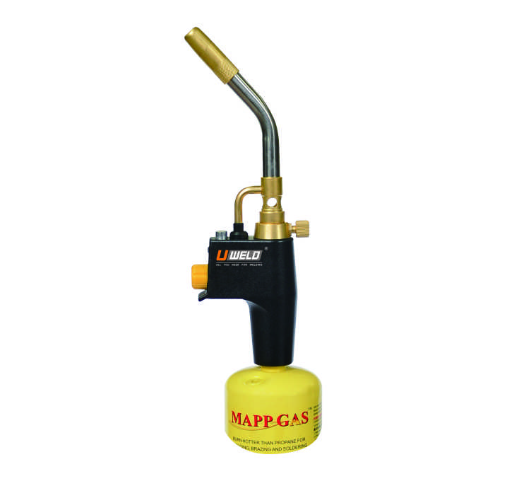 TRIGGER START - MAPP/PROPANE GAS PROFESSIONAL SERIES INSTANT ON - BRAZING