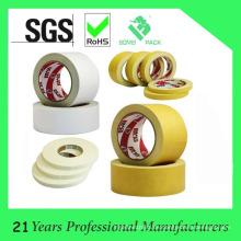 Kundenspezifisches gelbes Abdeckband für das Malen und Maskieren