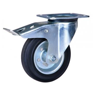 5 '' Industrietrolley Caster mit Schloss